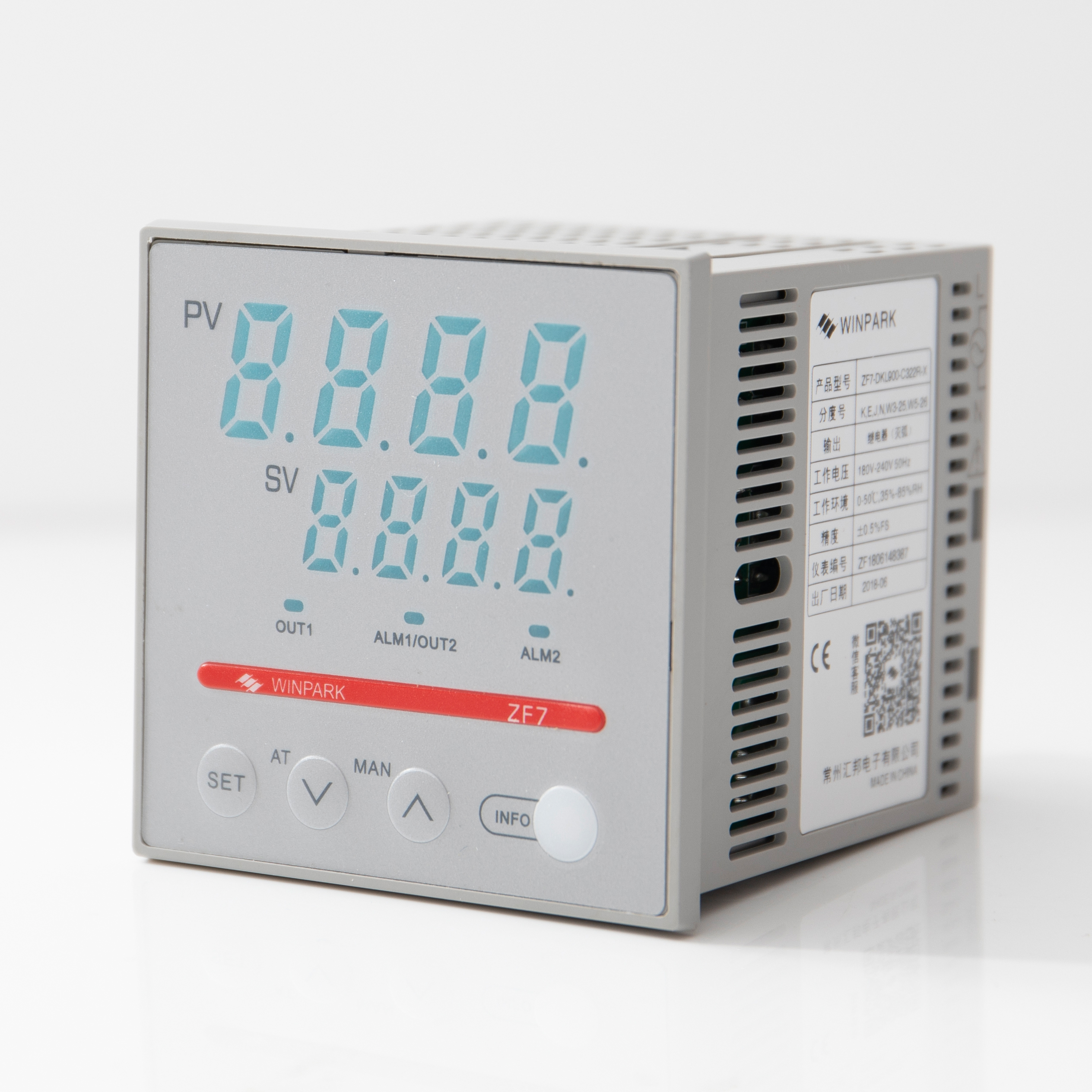 ZF7系列温控仪表